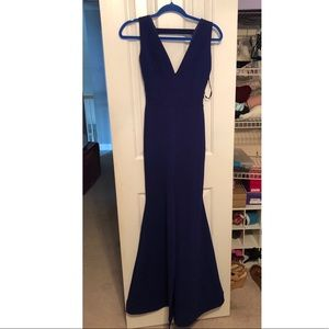 Dresses & Skirts - Royal blue formal gown